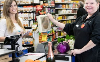 How Do Grocery Stores Verify Checks? (And If They See Your Balance)