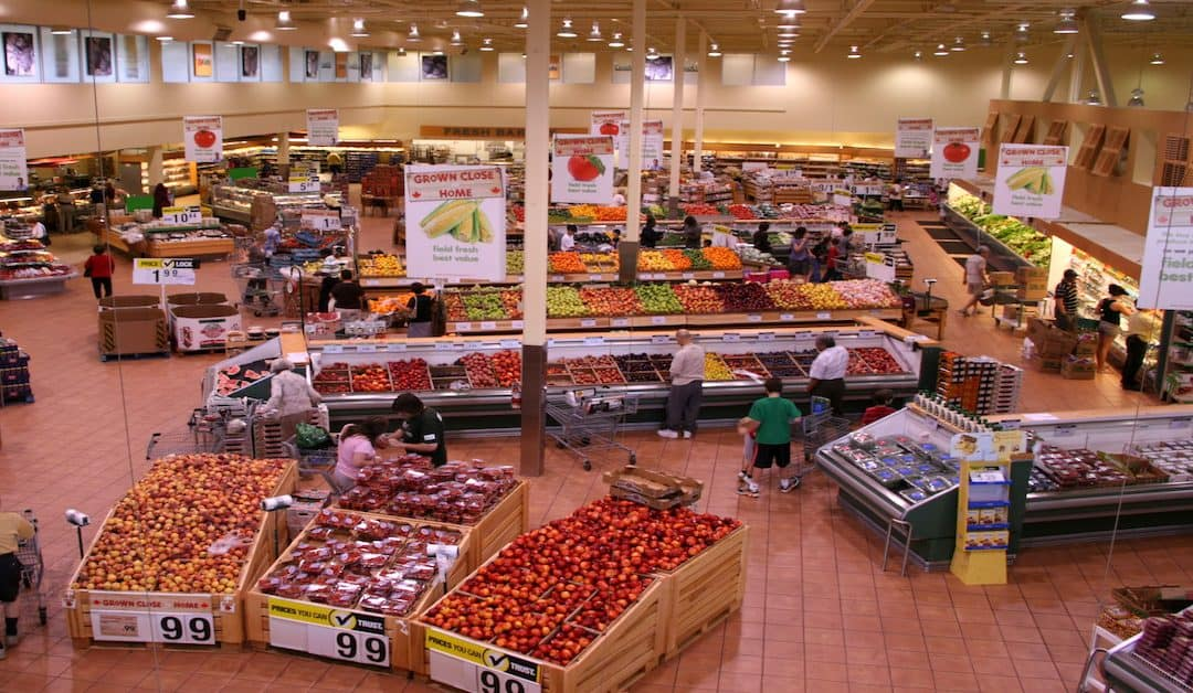 Why Do People Shop at Supermarkets?